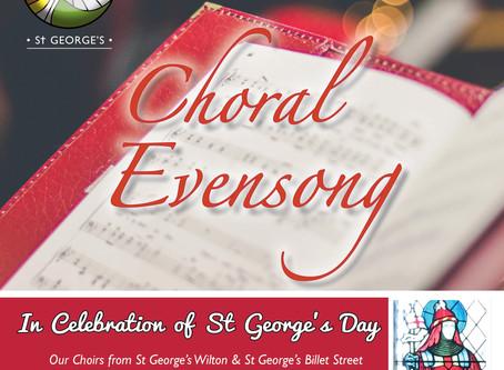 Taunton's St George's Churches Celebrate
