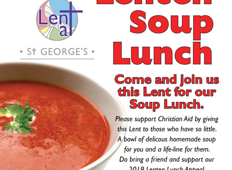 Lenten Lunch