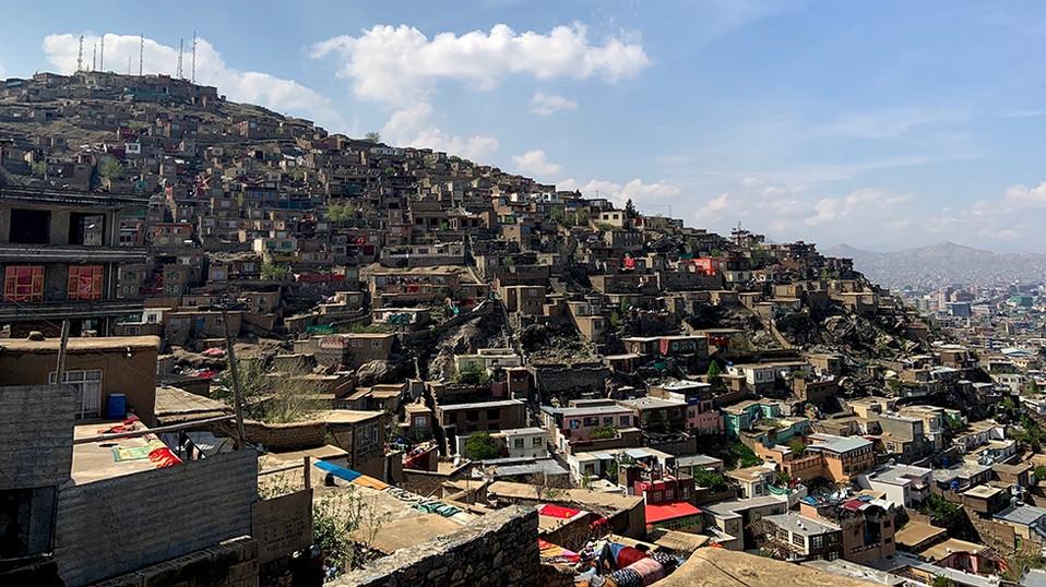 Afganistan'ın göç sorunu