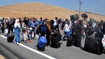 New York Times: Türkiye bir milyon Suriyeli mülteciyi geri göndermeyi planlıyor