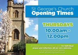 Church Open for prayer new