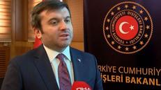 Dışişleri Bakan Yardımcısı Kıran'dan göçmen ve mültecilerle ilgili önemli açıklamalar