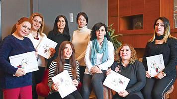'Mülteci Kadınlardan Masallar'