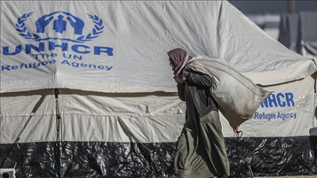 UN agency launches 'Help' site for refugees in Turkey