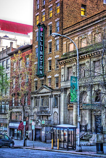 Hotel Wellington, New York