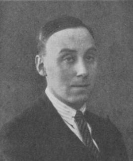 Carl Bechhofer-Roberts