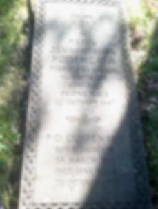 Ouspensky's grave