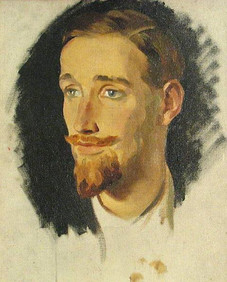 Gerald Heard. ​By Glyn Warren Philpot RA (5 October 1884 – 16 December 1937), https://it.pinterest.com/) [Public domain],via Wikimedia Commons