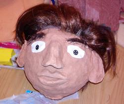 Making puppets: 7