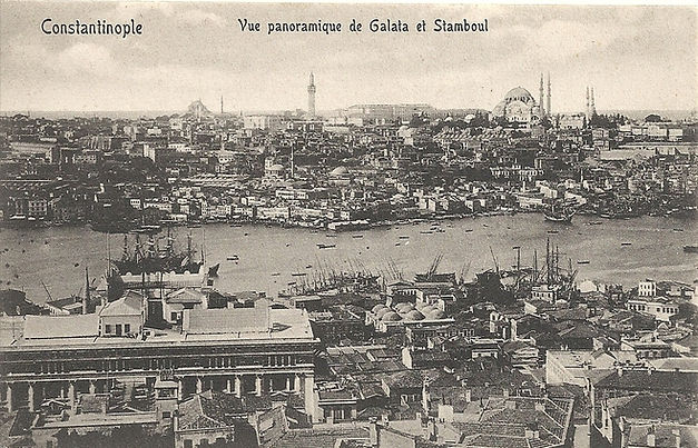 Old Constantinople