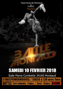 affiche Val BATTLE MONTAUD 2018 2-2