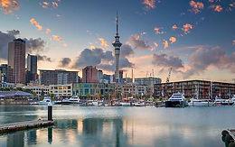 New Zealand & Tasmania