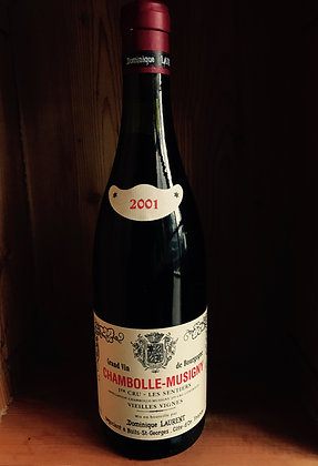2001 Dominique Laurent Chambolle Musigny