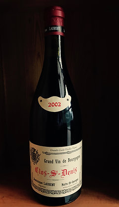 2002 Dominique Laurent Clos St.Denis Grand Cru V.V