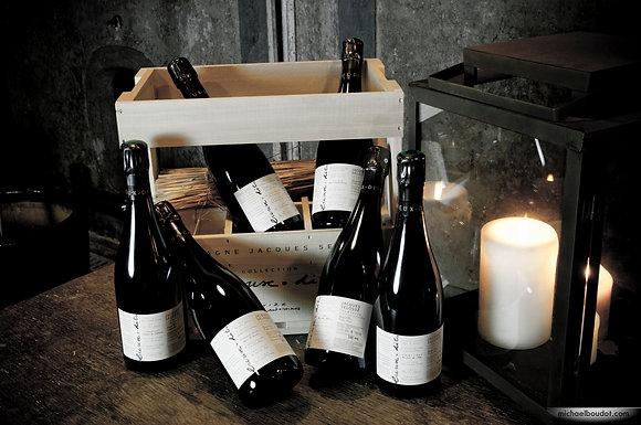 Champagne Jacques Selosse Coffret Lieux-Dits Collection Grand Cru