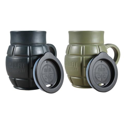 Black Rifle Coffee Frag Mug