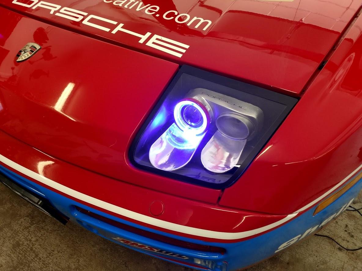 944 fixed headlamp