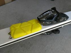 Ski Pad 3D model
