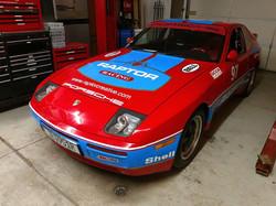 Porsche 944 graphics