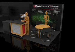 CES Booth Design 10x10