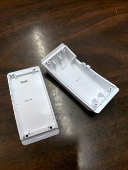 Bi Tapp molded parts
