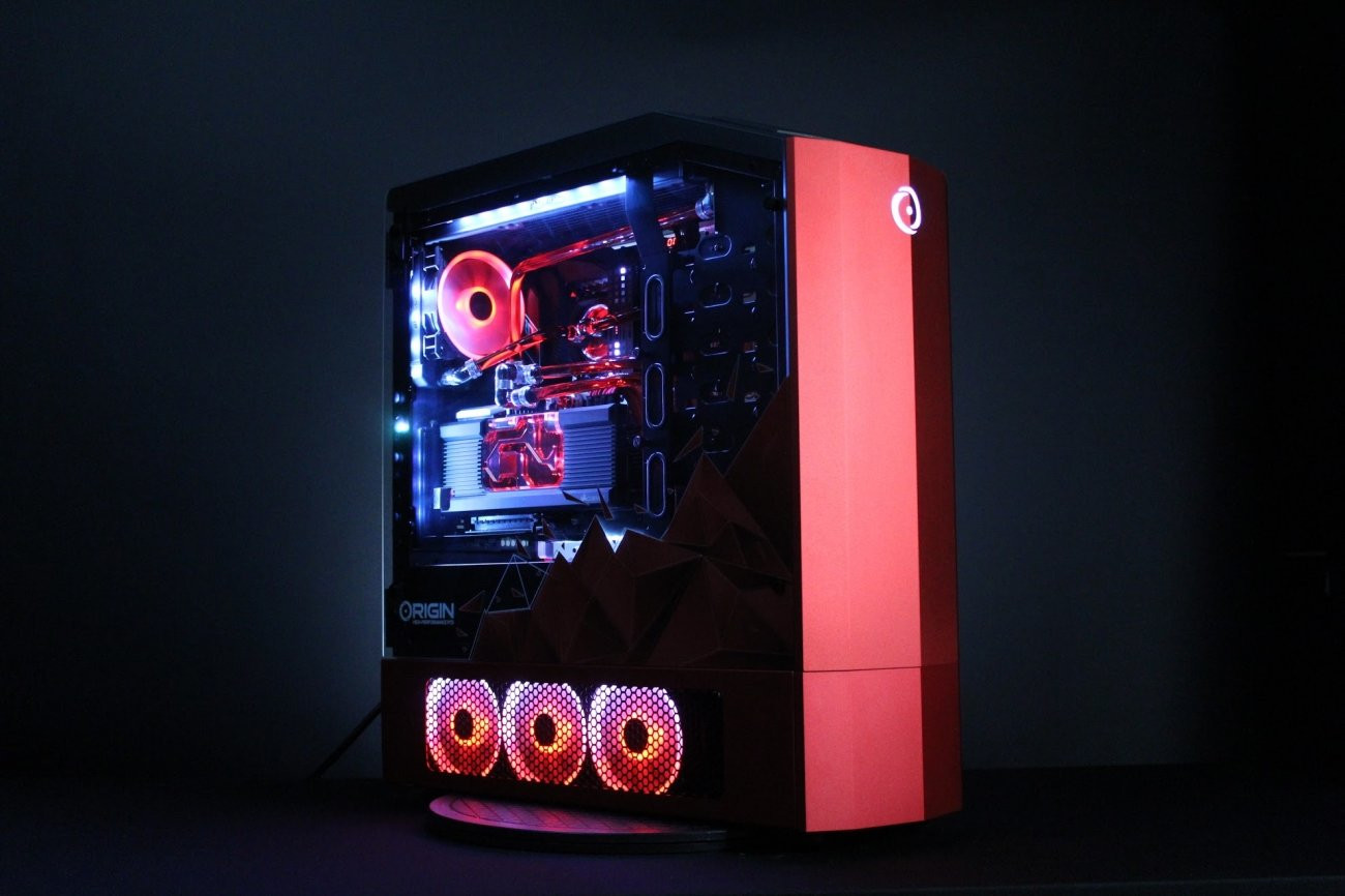 Origin PC Chassis V2