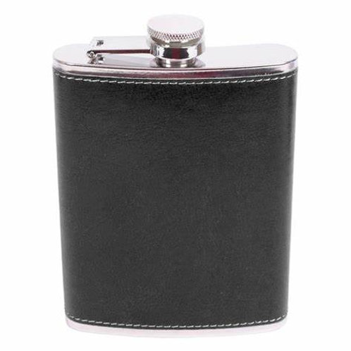 Fireside Hip Flask with Logo