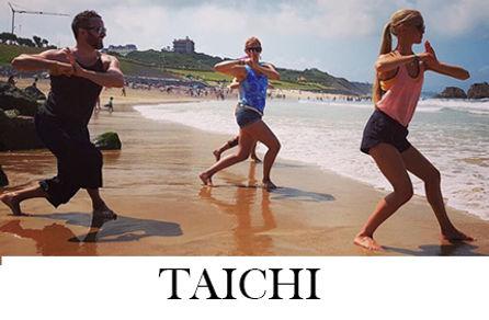 Cours de TAICHI