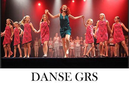 Cours de Danse GRS