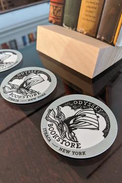 Odyssey Bookstore Stickers