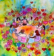 KCares LovetheBeat Healing Circle