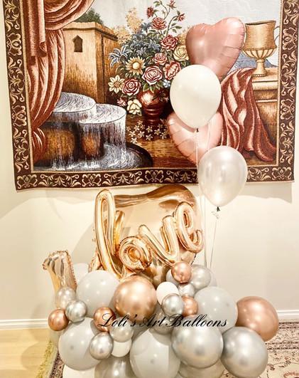 Anniversury Balloon Bouquet