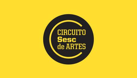 Circuito Sesc de Artes em Sertãozinho dia 21/04