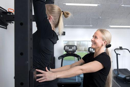 Personlig træning   Hjørring Fysioterapi