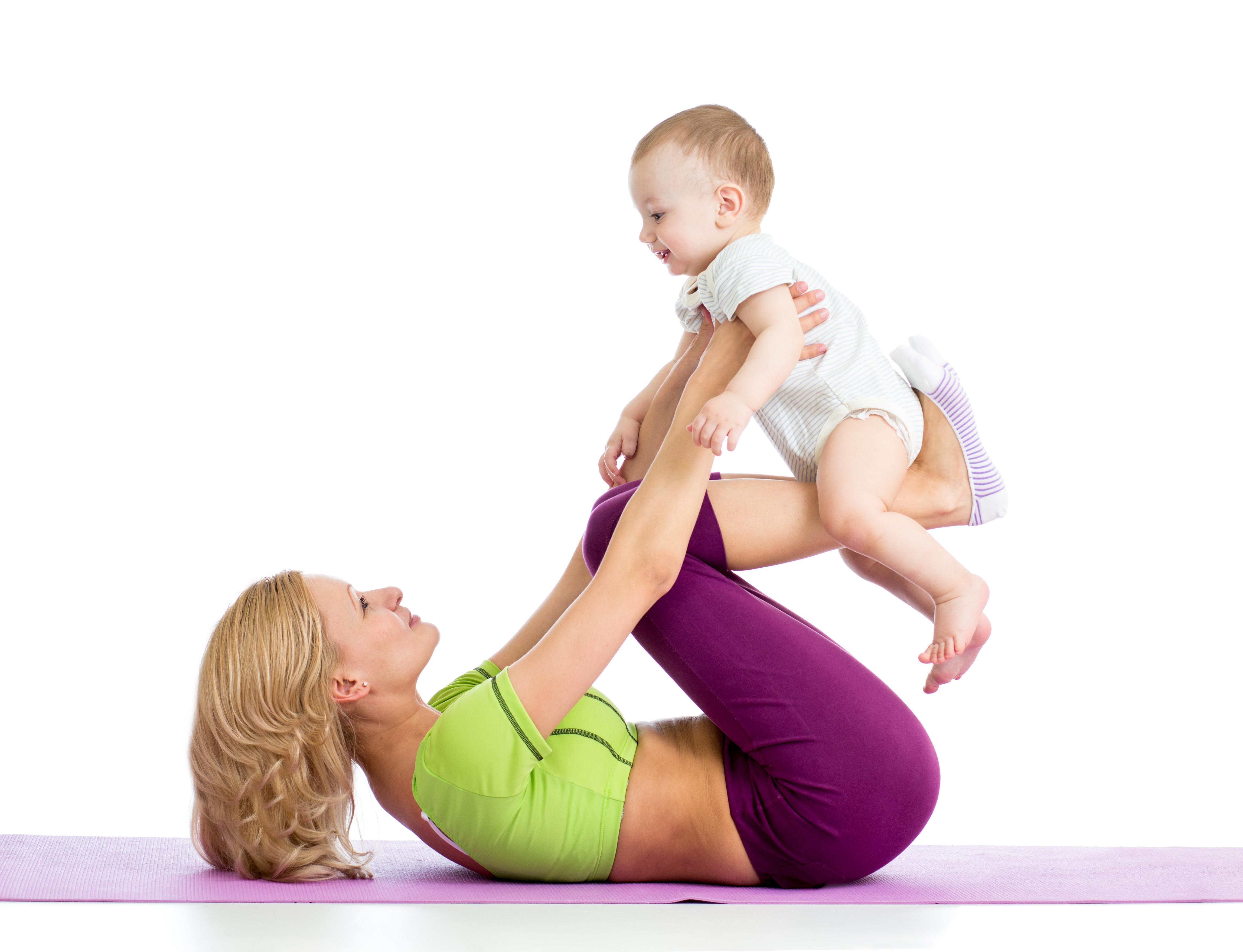 MAMA Fit - Efterfødselstræning
