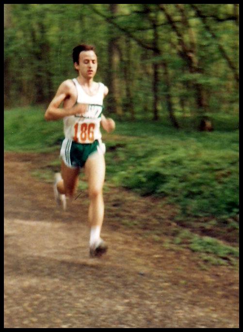 Daniel Charneux en 1987