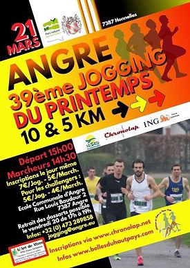 Le Jogging du Printemps