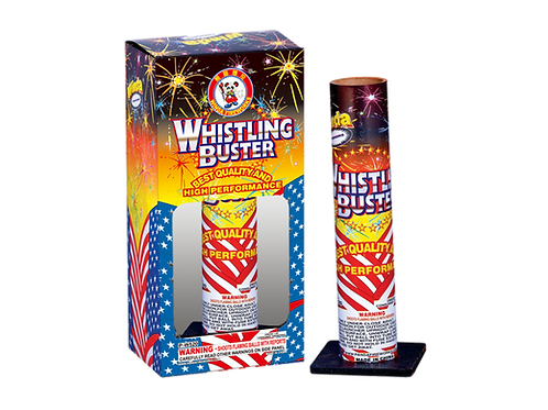 Whistling Buster Artillery Shell