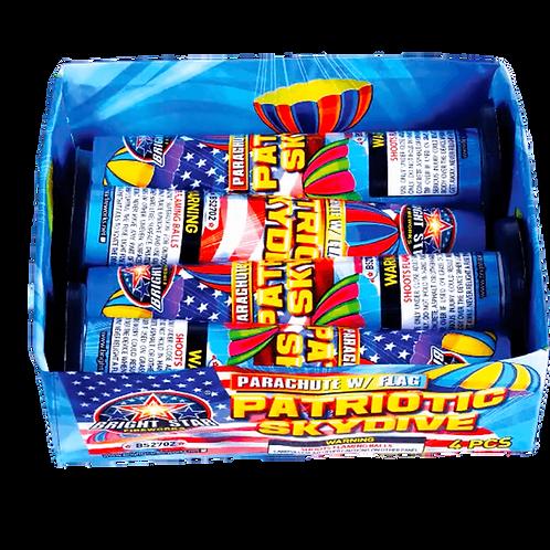Patriotic Skydive
