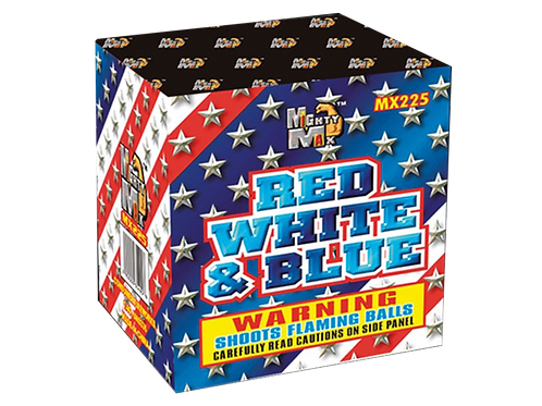 Red;White;and Blue - mighty max