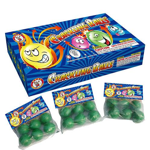 Premium Crackling Balls