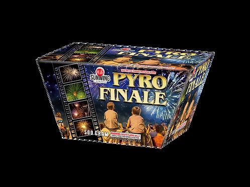 Pyro Finale