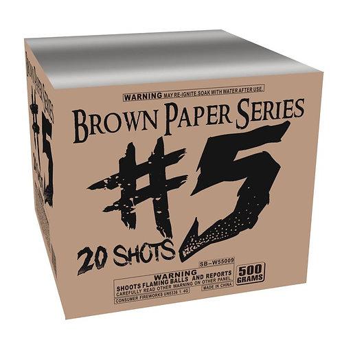 Brown Paper Series #5
