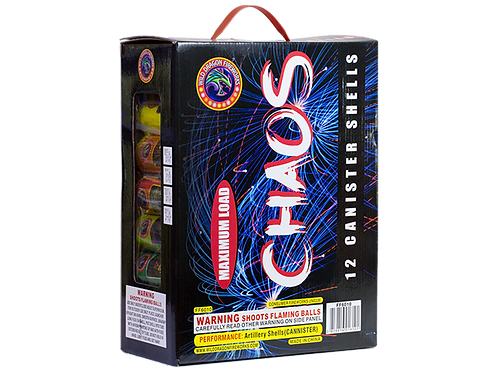 Chaos Shell (12 Pack)