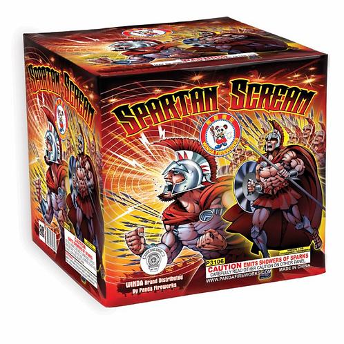 Spartan Scream