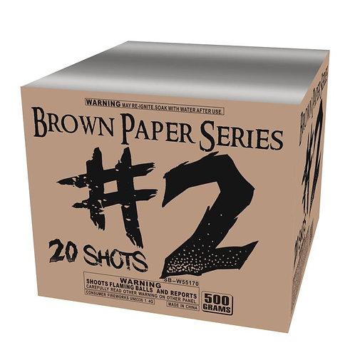 Brown Paper Series #2