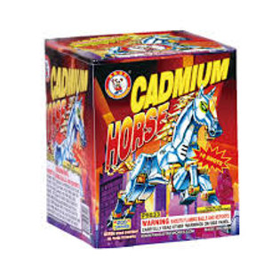 Cadmium Horse