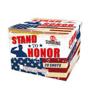 Stand To Honor