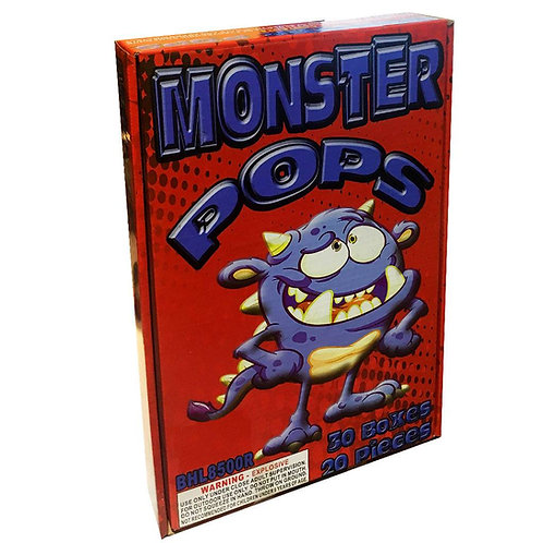 Adult Snaps/Monster Pops/Snaps on Steriods (price per pack)