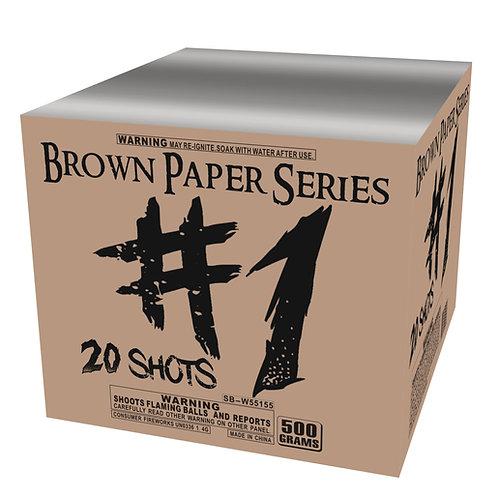Brown Paper Series #1
